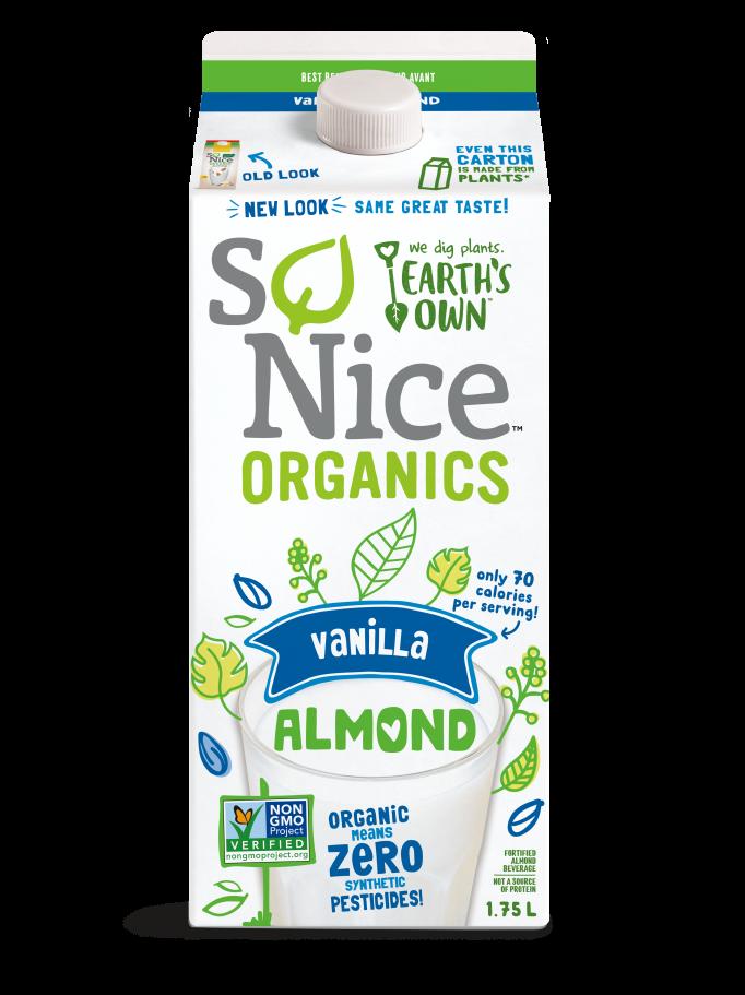 So Nice Almond Vanilla
