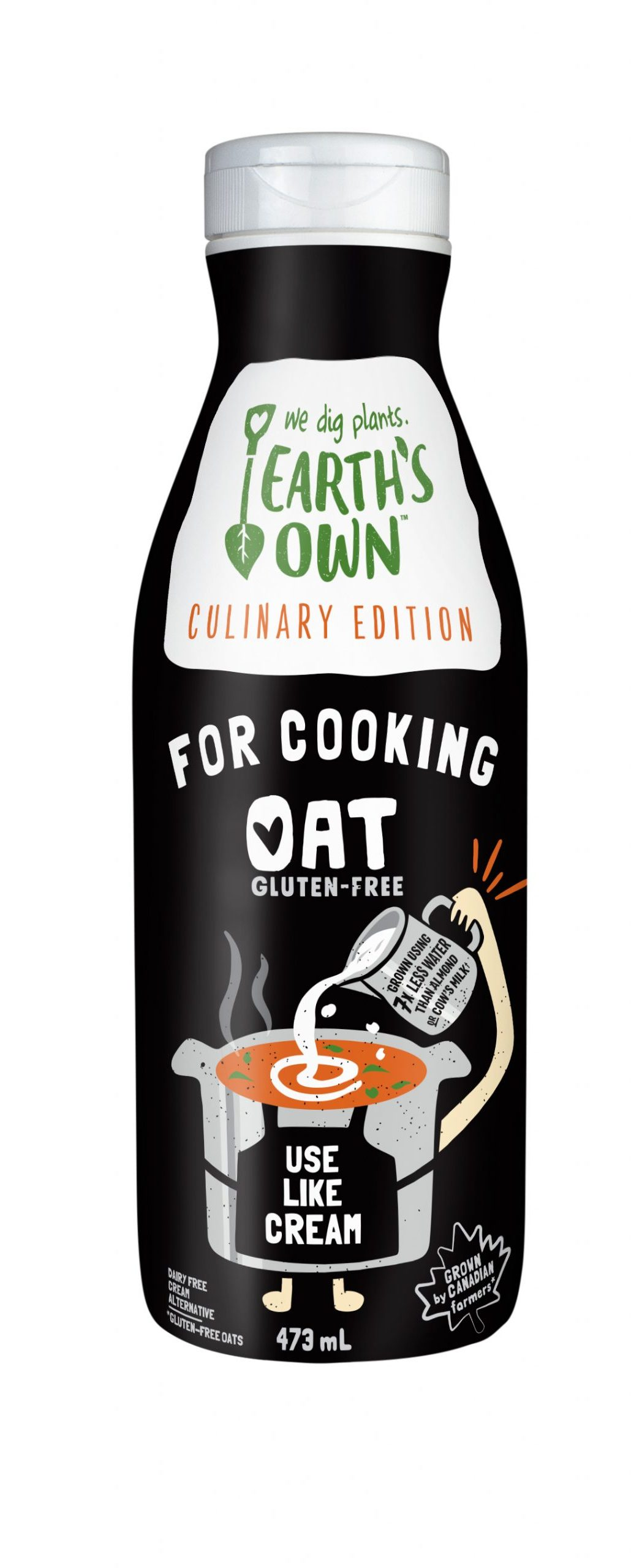 Earth's Own Cooking Cream